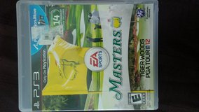 MASTERS TIGER WOODS PGA TOUR 12 in Hinesville, Georgia