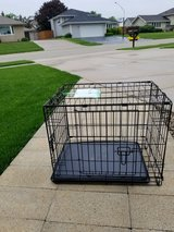 Dog crate in Bolingbrook, Illinois
