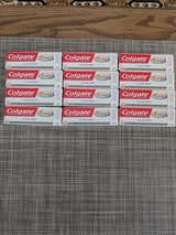 12 new toothpaste in Eglin AFB, Florida