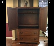 TV Cabinet/Armoire with drawers in Joliet, Illinois