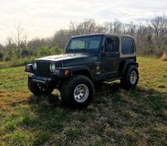 Jeep Wrangler in Fort Campbell, Kentucky