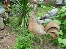 Metal Chicken  Yard Art  36 inches Tall in Livingston, Texas