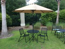 Wrought Iron Patio Set in Beaufort, South Carolina