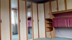 Wardrobe with headboard/side tables in Lakenheath, UK
