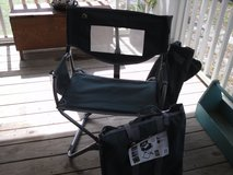 NEW BACKPACK TELESCOPING DIRECTOR'S CHAIRS (2) in Beaufort, South Carolina