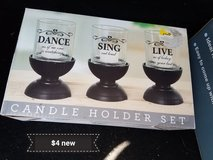Dance sing live candle set in Vacaville, California
