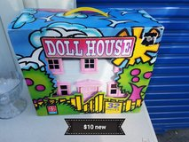 Doll house in Vacaville, California