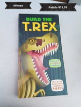 Build a trex in Vacaville, California