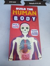 Build a human body in Vacaville, California