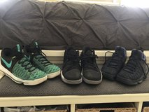 2 pairs of KDs and 1 pair of Kyries $75 total in Byron, Georgia