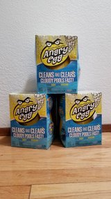 Angry Eggs (3 each) Cleans and Clears Cloudy Pools in Travis AFB, California