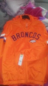 Brand new Denver Broncos fleece jacket. in 29 Palms, California