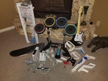Nintendo Wii Bundle, Rock band, Game Tower, Console, Variety of Games in Kingwood, Texas