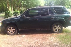 Chevy Trailblazer 2004 Sport Utility Vehicle in Lake Charles, Louisiana