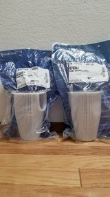 Pentair 070387 IntelliFlo WhisperFlo Pool Pump Strainer Basket Replacement (3 each) in Travis AFB, California
