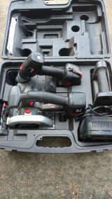 Craftsman 19.2 v cordless tool set in Fort Campbell, Kentucky