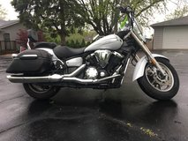 2009 Yamaha V star 1300 in Plainfield, Illinois