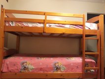Twin bunk bed frame/ beds in Kaneohe Bay, Hawaii