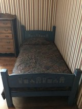 Antique pine bunk beds in Bolingbrook, Illinois