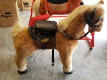 Giddy up n Go pony in Fort Campbell, Kentucky