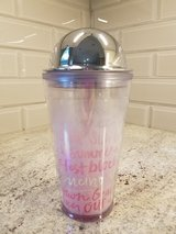 16oz. Starbucks cold beverage container in St. Charles, Illinois
