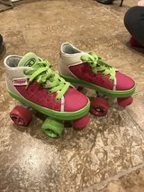 Girls Roller Skates size 1 in Spring, Texas