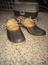Women's L.L. Bean Duck Boots Size 9 in Warner Robins, Georgia
