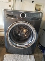 Electrolux perfect steam washer/dryer set in Fort Rucker, Alabama