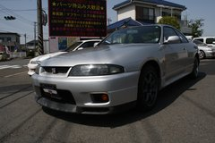 1995 NISSAN SKYLINE GT-R33 V-SPEC - We can ship to SOUTHAMPTON in Lakenheath, UK