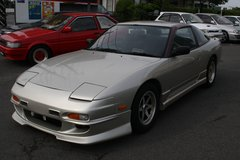 1993 NISSAN 180SX Turbo (RPS13)  - We can ship to SOUTHAMPTON in Lakenheath, UK