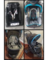 Car Seat/ Stroller Combo in Camp Pendleton, California