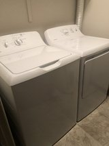 Romper Washer and Dryer Set in Wilmington, North Carolina