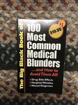 """100 Most Common Medical Blunders"" in Elizabethtown, Kentucky"