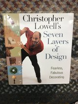 """Seven Layers of Design"" by Christopher Lowell in Elizabethtown, Kentucky"