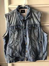 BDG Jean Vest in Lackland AFB, Texas
