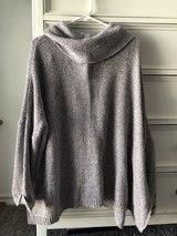 Express Loose Turtle Neck Sweater in Lackland AFB, Texas