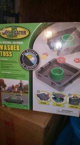 NEW GO GATOR ALL WEATHER ANYWHERE WASHER TOSS GAME in Fort Campbell, Kentucky