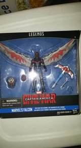 NEW MARVEL CIVIL WAR CAPTAIN AMERICA LEGENDS SERIES MARVEL'S FALCON in Fort Campbell, Kentucky
