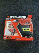 **REDUCED** Black & Decker Hammer Drill in Lakenheath, UK