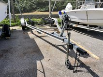 Boat Trailer by Magic Tilt 27 feet double axle in Okinawa, Japan