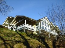 Beautiful and large wooden house (170 m2) in Baumholder, GE