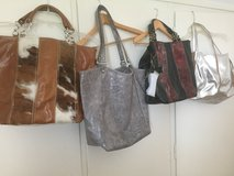 Italian leather purses by Nicoli (like new) in Stuttgart, GE