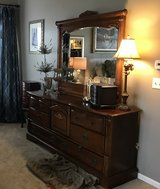 Queen dresser and nightstand set in Bolingbrook, Illinois