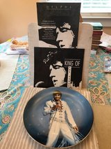 Elvis Plate in Cherry Point, North Carolina