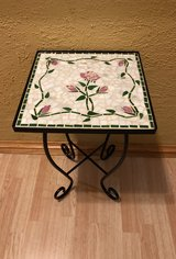 Side Table for garden. in Plainfield, Illinois