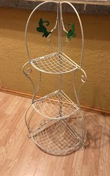 Corner Folding 3 Tier Plant Stand. in Plainfield, Illinois