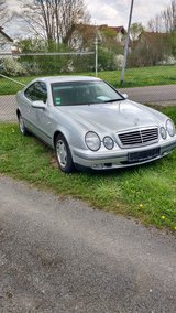 Excellent 1 owner Automatic 99 Mercedes 200 CLK in Baumholder, GE