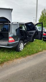 Immaculate 2001Automatic Mercedes ML430 SUV 4X4 in Baumholder, GE