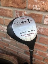 Knight Mach 1 Driver in Spring, Texas