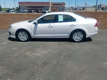 Low miles! Fuel efficient! 2010 Ford Fusion Hybrid! in Alamogordo, New Mexico